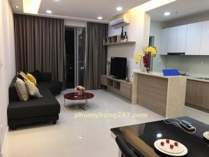 Cho thuê căn hộ Green Valley 2 phòng ngủ nội thất cao cấp, view hồ bơi