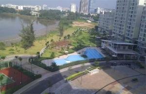 Bán căn hộ Riverside Residence view sông thoáng mát