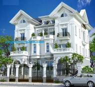 Biệt thự cạnh Midtown - Sakura - Nhật Bản đường 19, DT 333m2 nhà mới 100%. Chủ bán