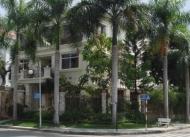 Bán biệt thự Mỹ Kim 1 - biệt thự đơn lập căn góc 2 mặt tiền đường lớn