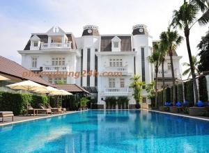 Đất biệt thự diện tích lớn, vị trí đẹp ngay trung tâm Phú Mỹ Hưng