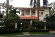 Bán biệt thự Phú Gia sang trọng bậc nhất khu biệt thự Phú Mỹ Hưng