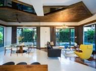 Biệt thự đẹp và sang trọng nhất Phú Mỹ Hưng với hồ bơi thiết kế độc đáo